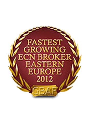 Fastest Growing ECN Broker Eastern Europe